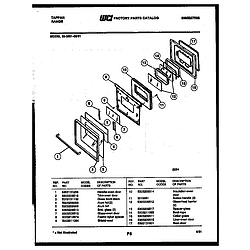 Trane Xe90 Parts Diagram