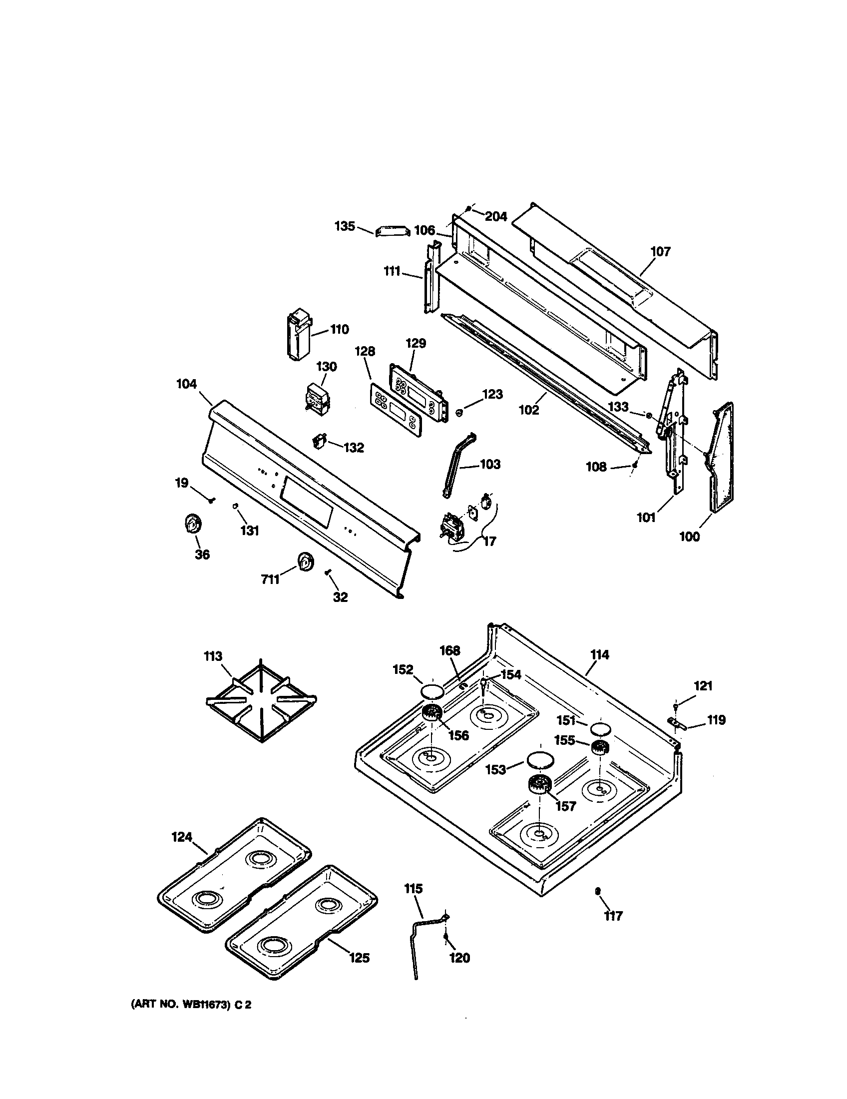 Whirlpool Trash  pactor Parts Diagram