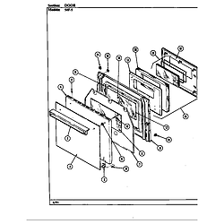 door 54fk 5txw 54fn 5tkvw 54fn 5tkxw 54fn 5tvw 54fn 5txw parts thumb diagram for crosley dryer car fuse box and wiring diagram images,Mechanical Defrost Timer Wiring