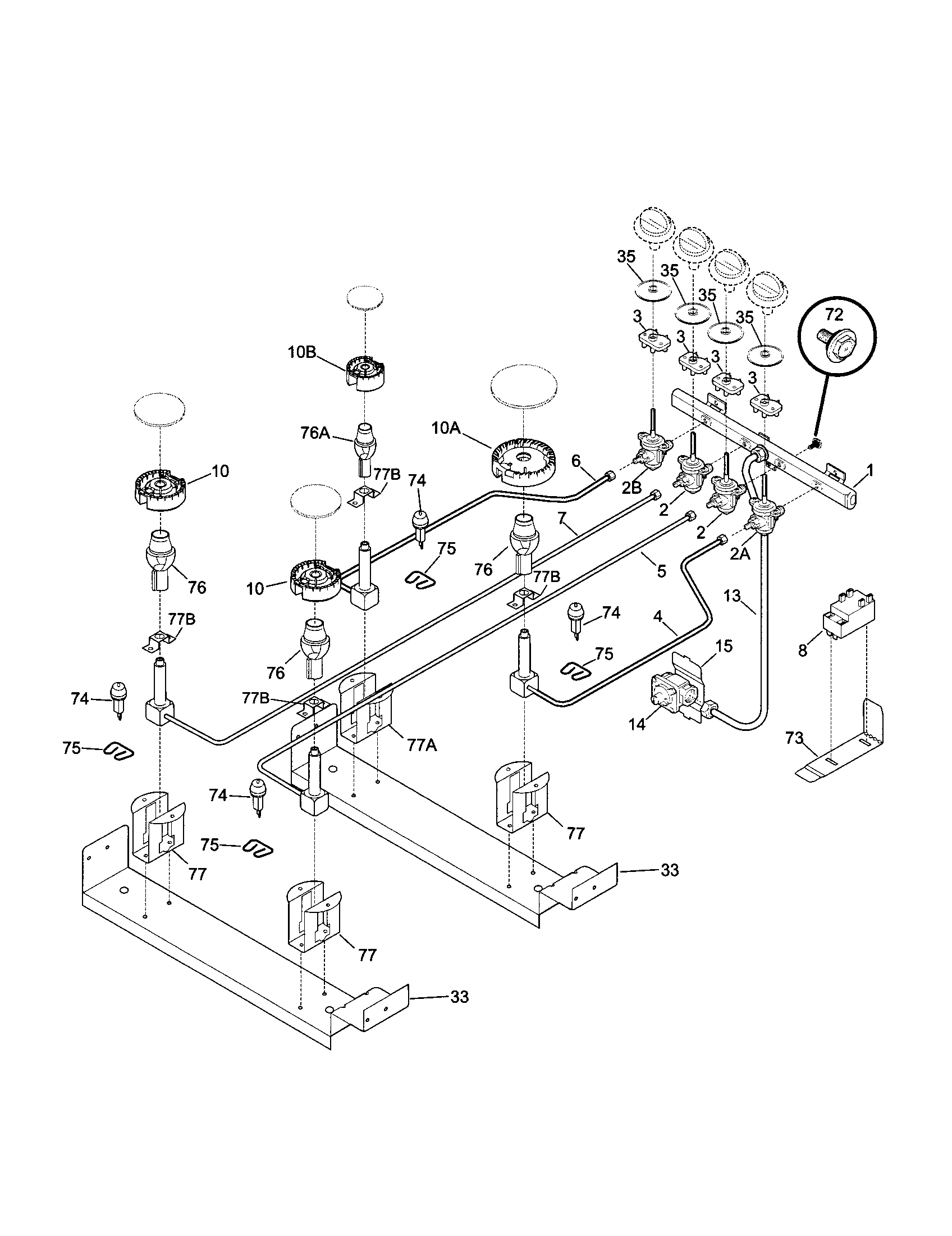 kenmore dishwasher control panel schematic