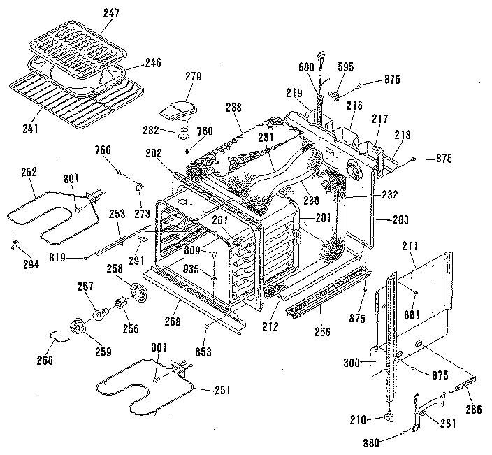 kenmore 665 wiring schematic