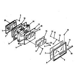 Electric Oven Components