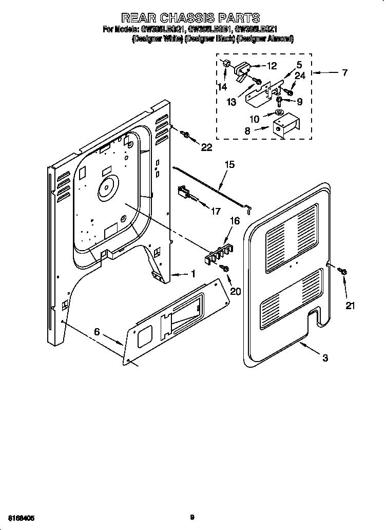 contro gas oven wiring diagram  | 752 x 1032