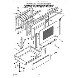 whirlpool gy396lxgq4 electric range timer stove clocks. Black Bedroom Furniture Sets. Home Design Ideas