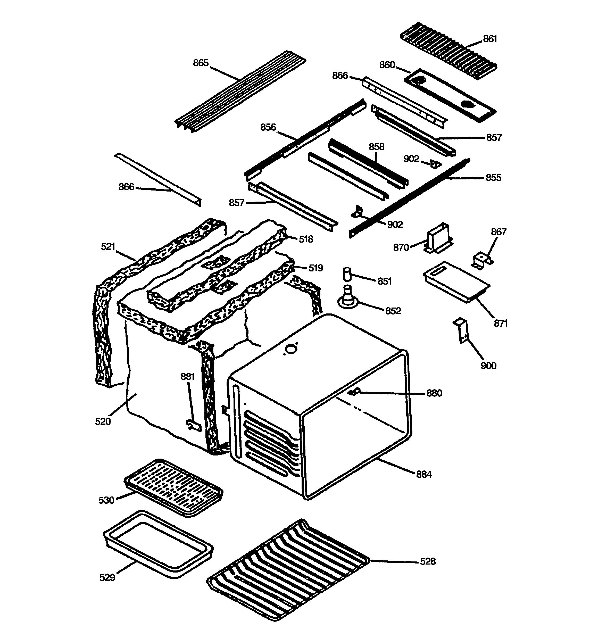 general electric jsp69wvww 30 u0026quot  slide