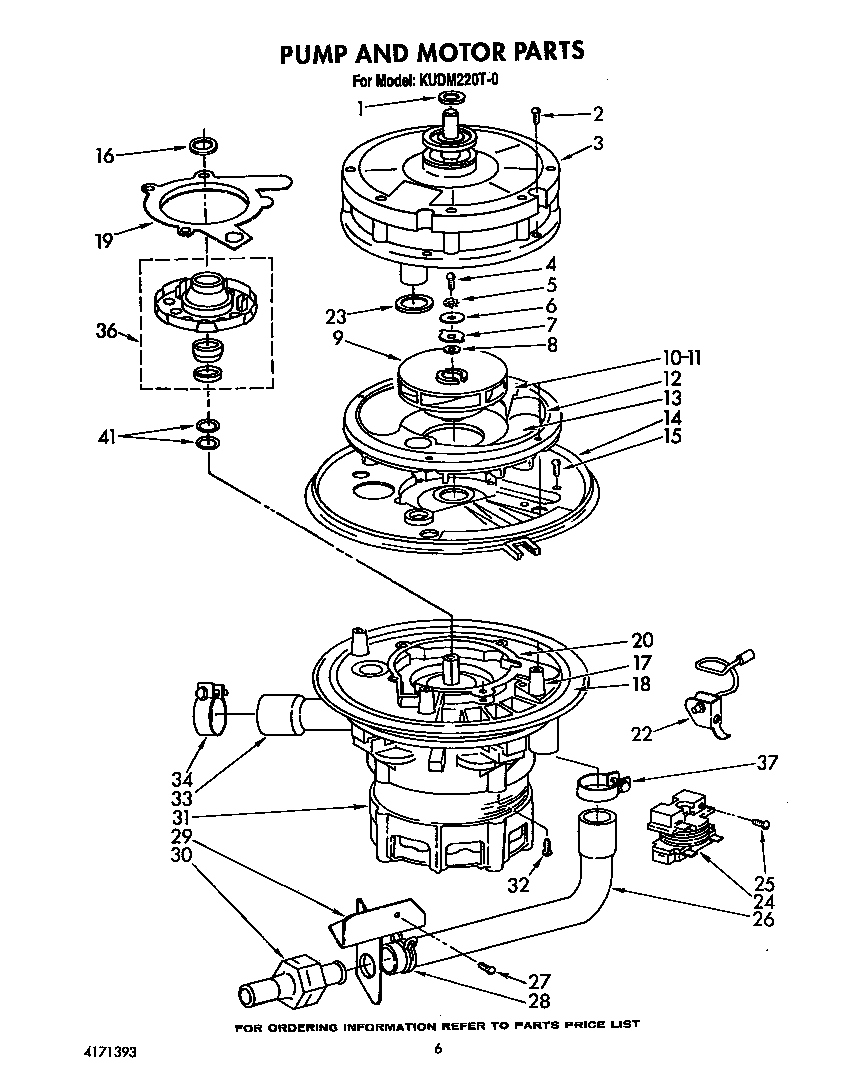 kitchenaid superba parts manual