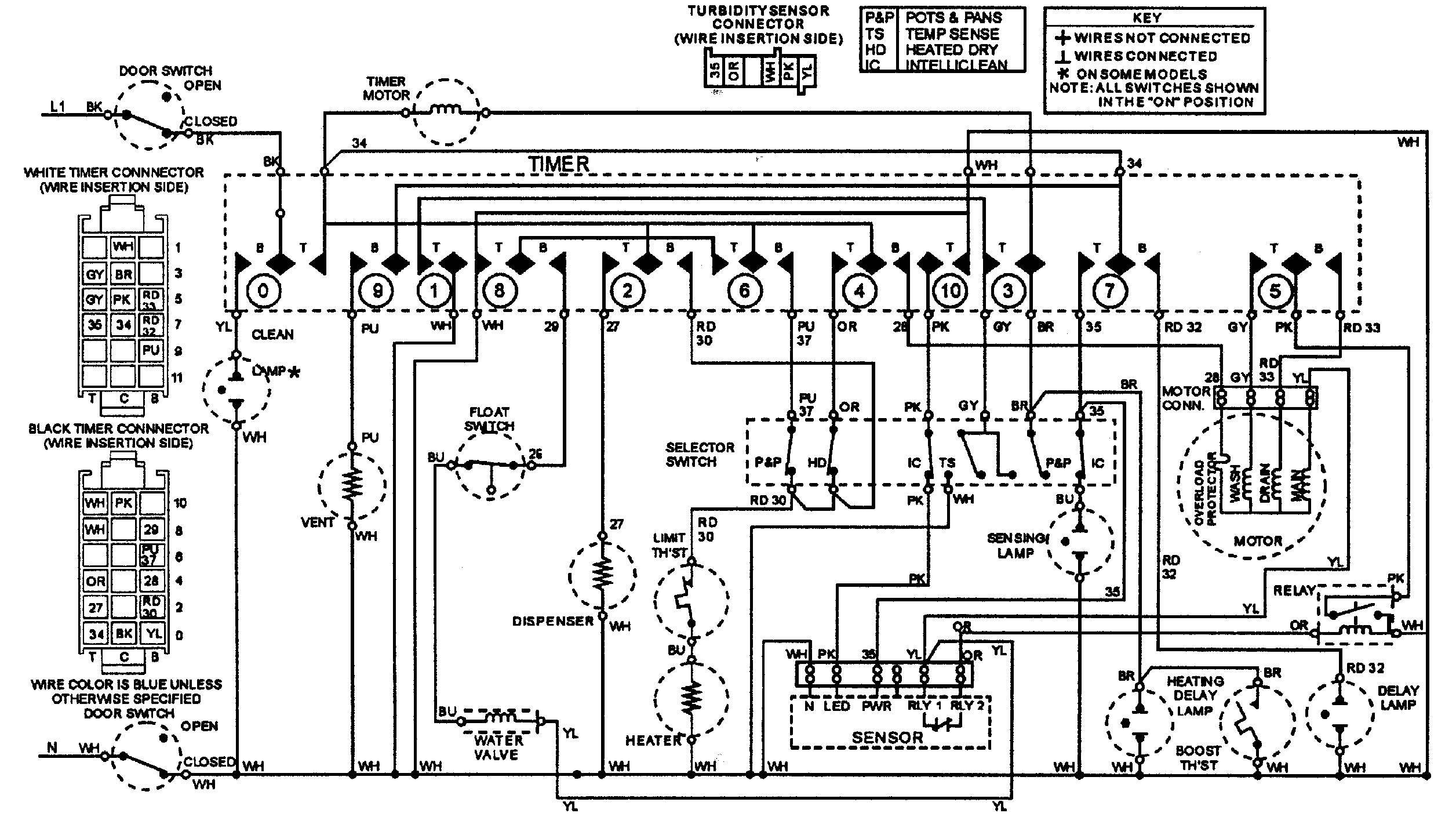 Whirlpool Dishwasher Wiring Diagram Best Secret Circuit And Refrigerator Troubleshooting Schematics Get Free Model Numbers Search