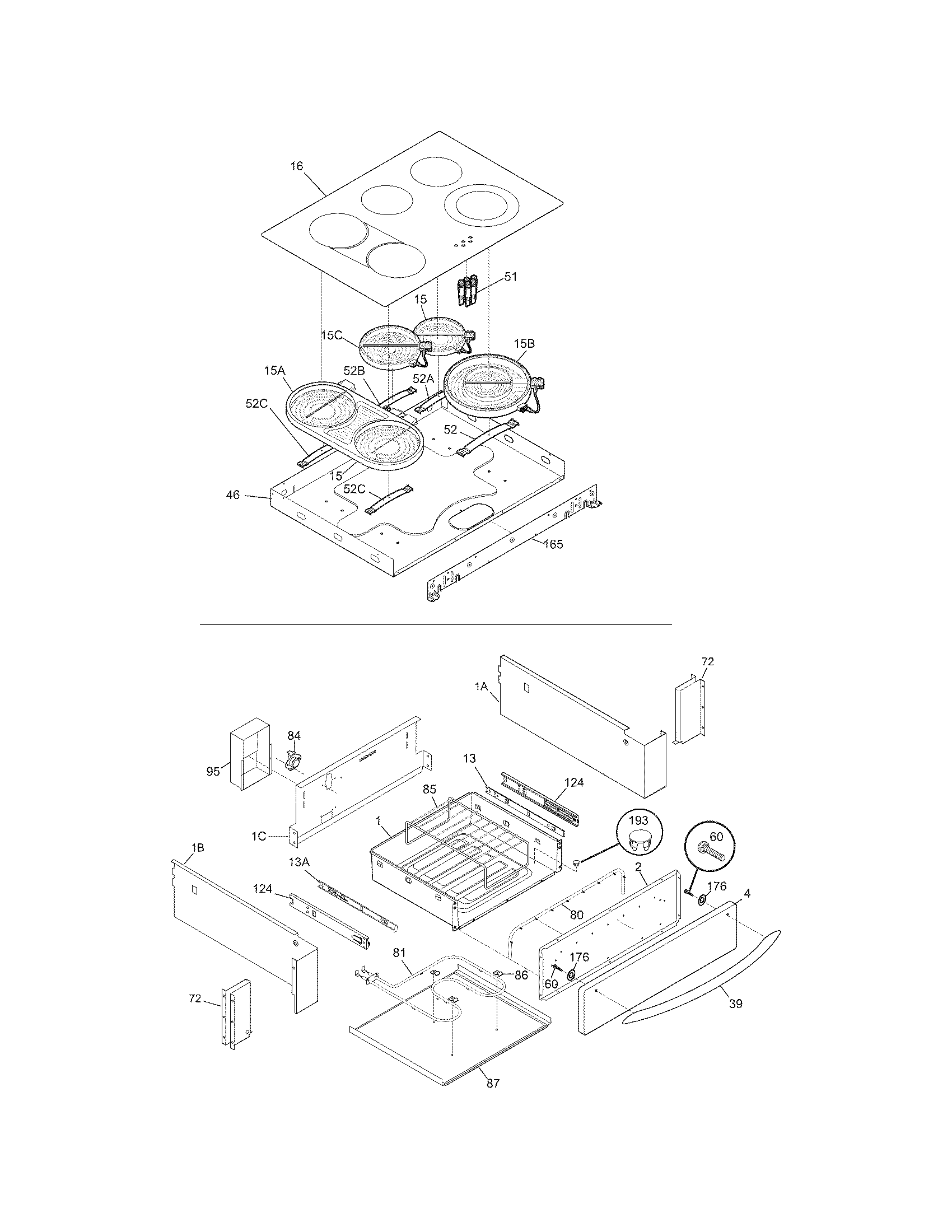 wiring diagram for whirlpool double oven wiring discover your drawer for frigidaire replacement parts