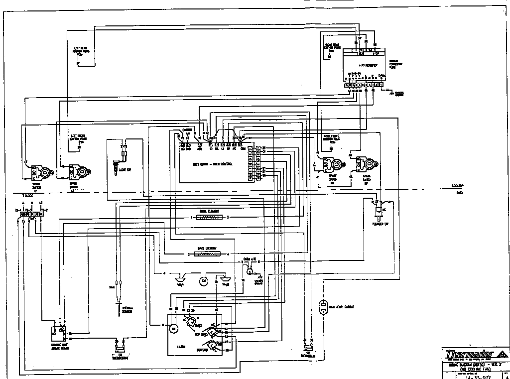 thermador oven wiring diagram #5 creda oven wiring diagram thermador oven wiring diagram #5