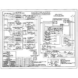 wiring diagram parts thumb kenmore elite electric oven wiring diagram kenmore wiring  at gsmx.co