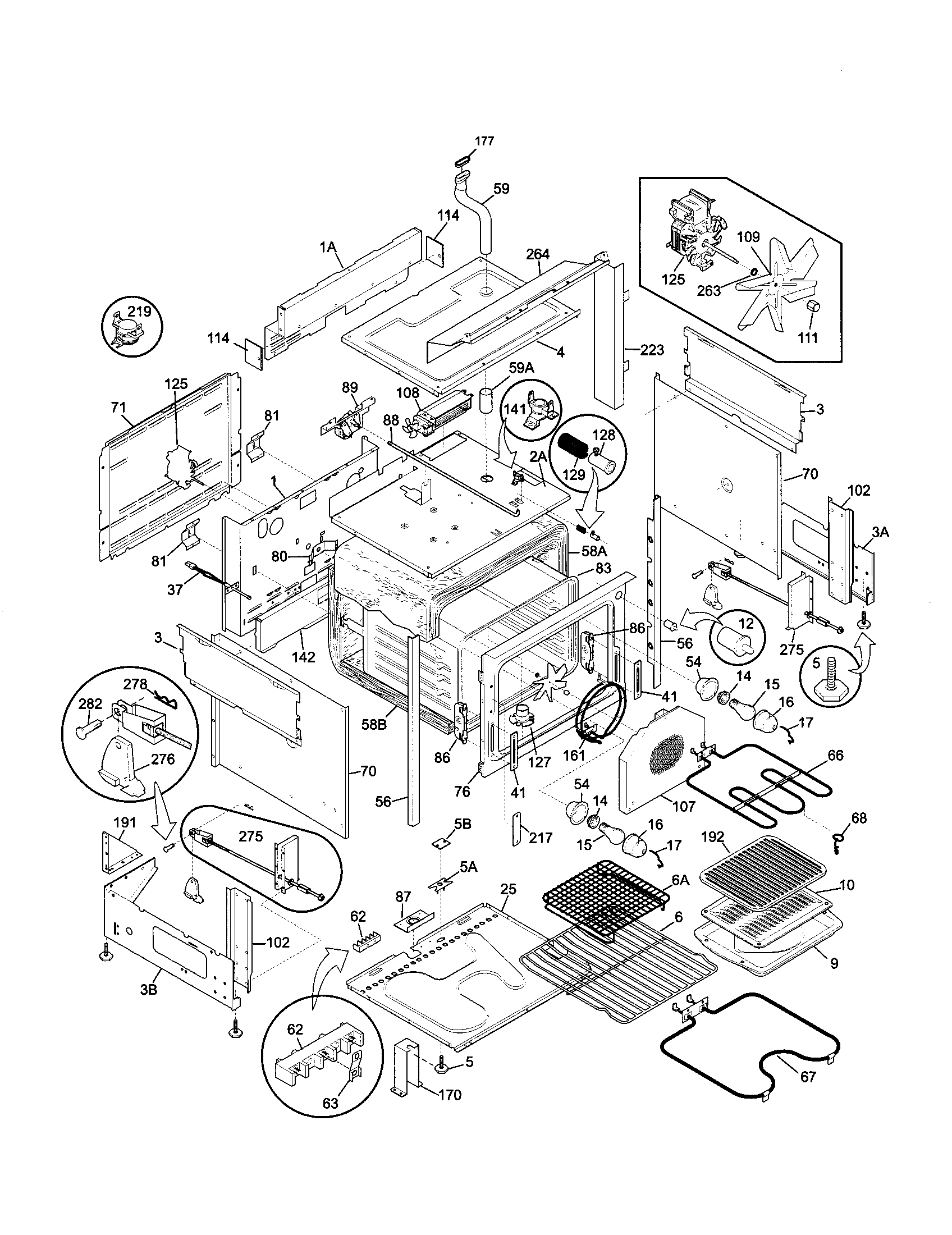 body parts kenmore 79046812991 elite dual fuel slide in range timer stove Kenmore 110 Washer Diagram at edmiracle.co