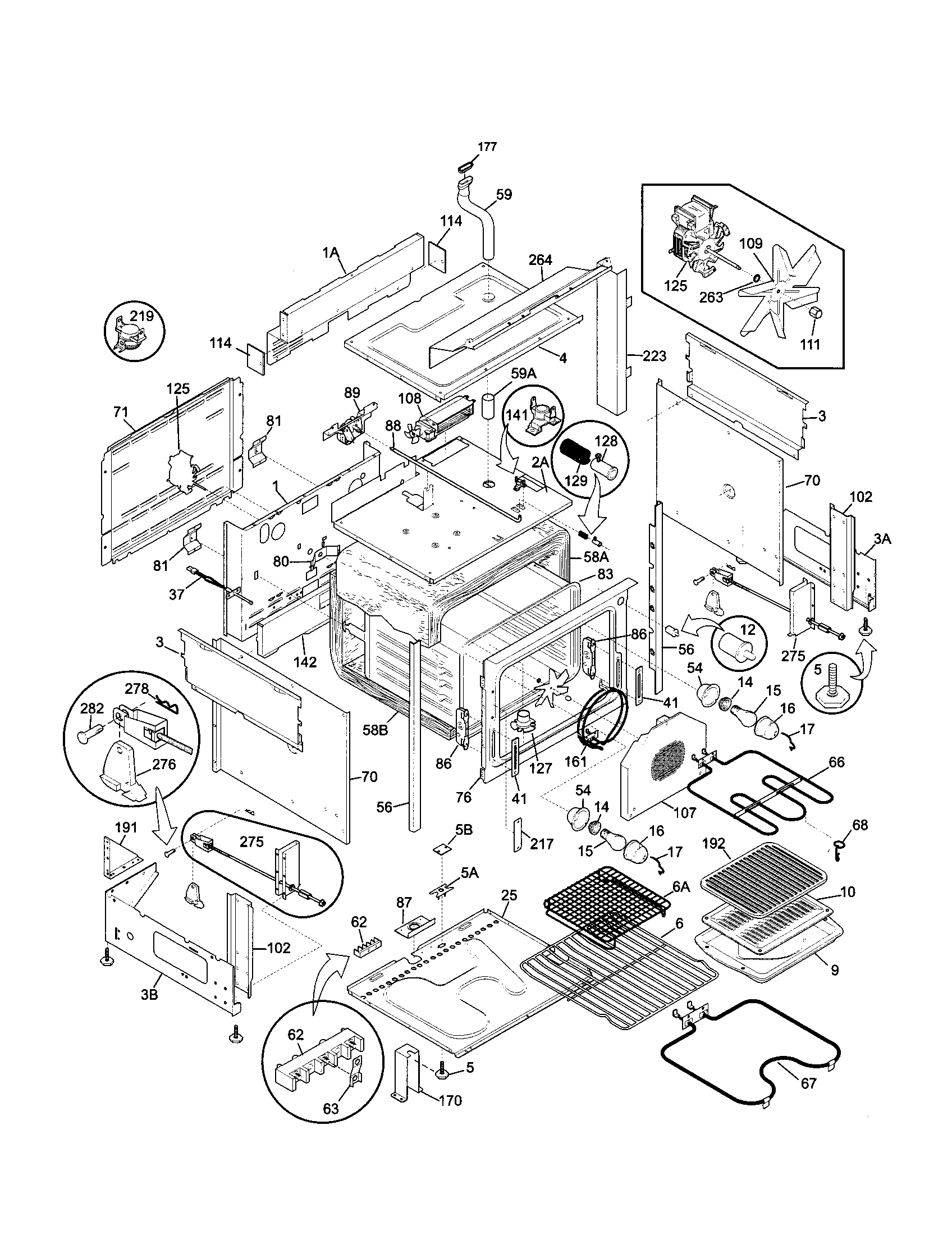 body parts kenmore 79046819992 elite dual fuel slide in range timer stove Kenmore 665 Dishwasher Manual at mifinder.co