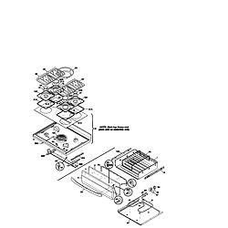 Kenmore 79075902990 Gas Range Timer Stove Clocks And