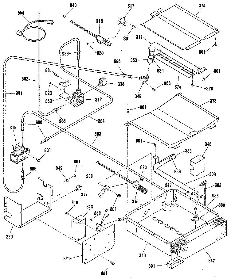Kenmore Ga Stove Wiring Diagram