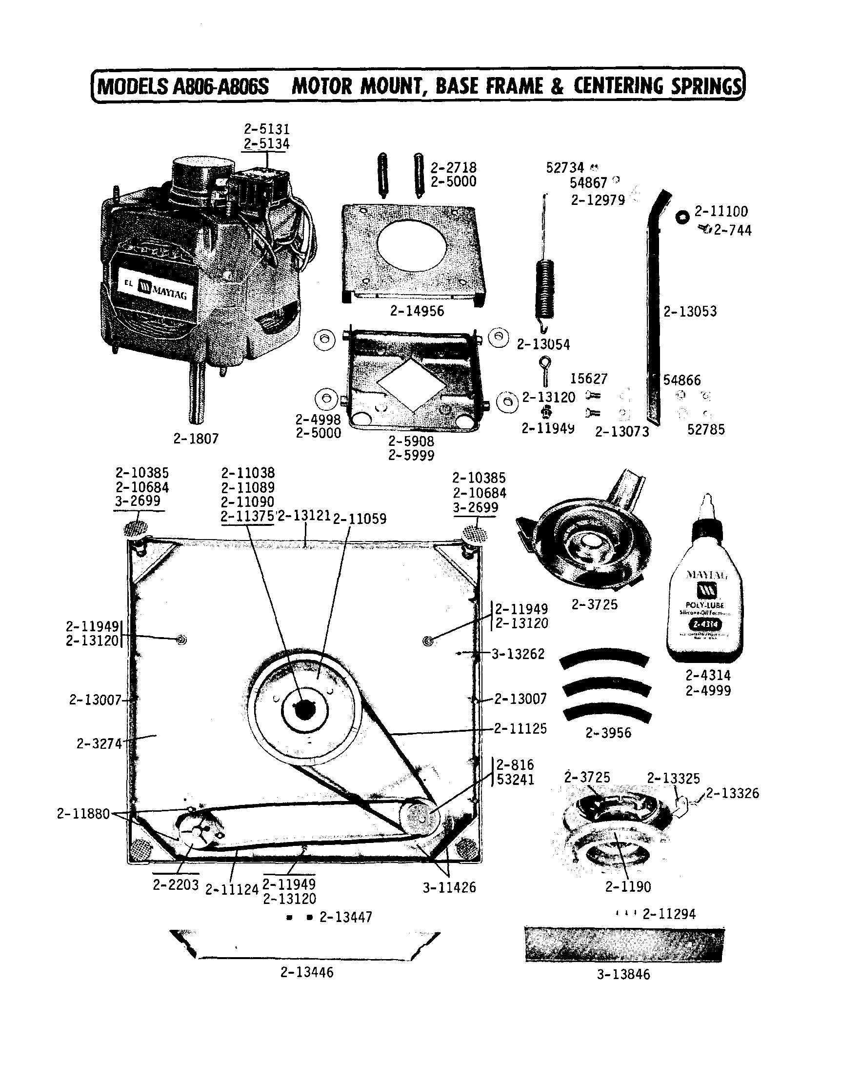 motor mount parts maytag a806 timer stove clocks and appliance timers maytag washer motor wiring diagram at edmiracle.co