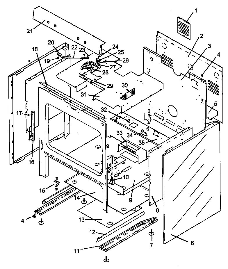 amana electric range wiring diagram  96 celica gt radio