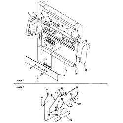 Amana Arg7800 Gas Range Timer Stove Clocks And Appliance