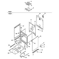 amana arh6710ww electric range timer stove clocks and. Black Bedroom Furniture Sets. Home Design Ideas