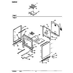 Amana Art6510ww Electric Range Timer Stove Clocks And