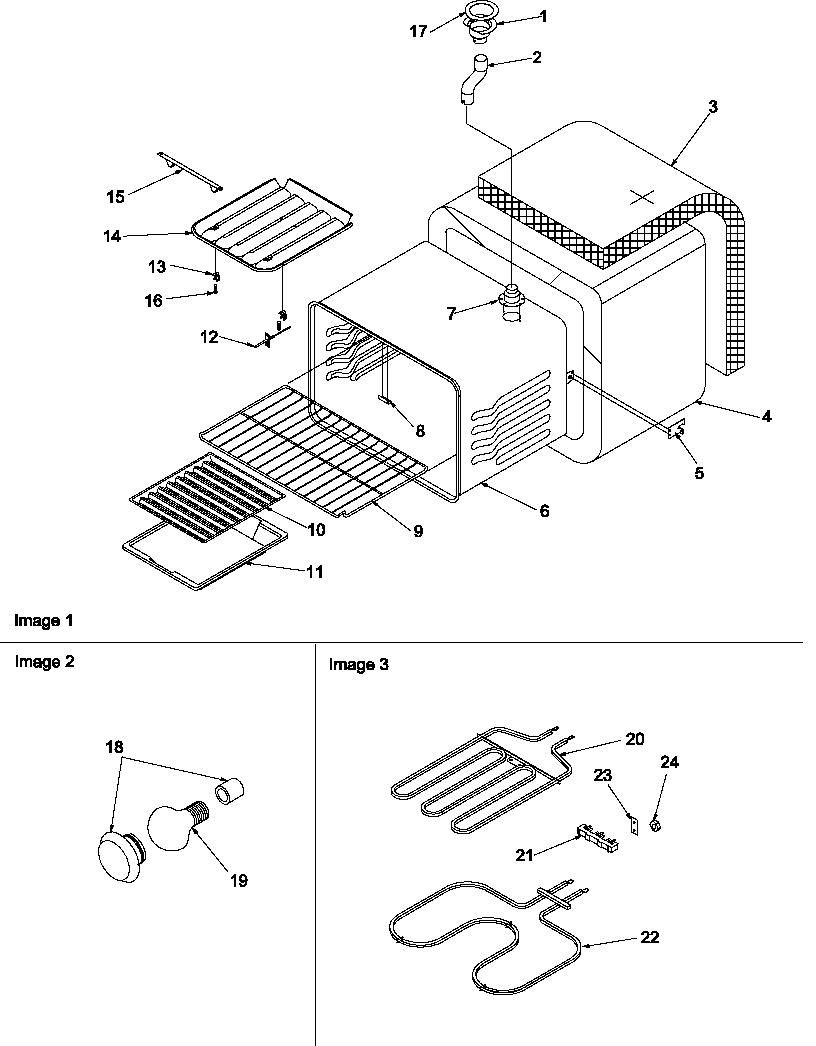 amana arts6650 slide in electric range timer stove. Black Bedroom Furniture Sets. Home Design Ideas