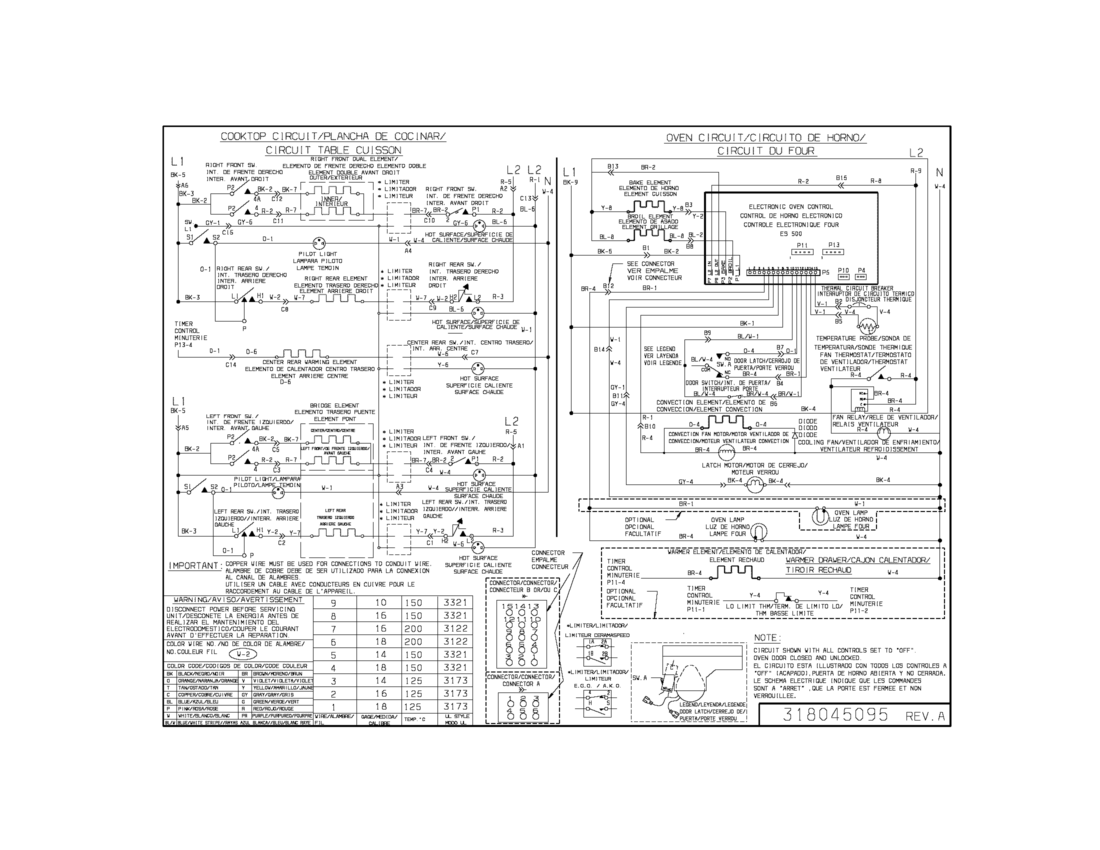 Induction Cooktop Wiring Diagram 32 Images Free Download Inf 1 2 Diagrams Parts Frigidaire Cpes389cc2 Range Timer Stove Clocks And Appliance Timers