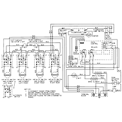 whirlpool electric range wiring schematic diagram range wiring whirlpool gr448lxpq0 maytag cre9400acl timer - stove clocks and appliance timers