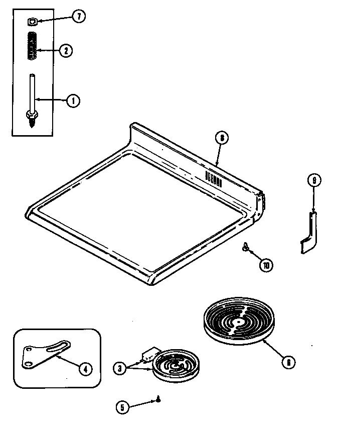 DIAGRAM] Kenmore Stove Top Wiring Diagram Model 427 49403 ... on