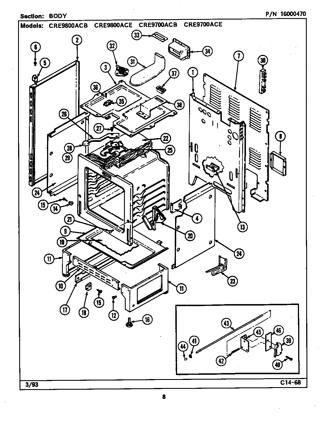 Microwave Replacement Parts Motor Repalcement Parts And Diagram