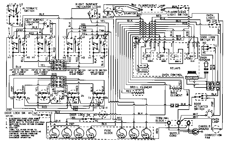wiring information parts maytag cre9830cde electric range timer stove clocks and electric dryer wiring diagram at gsmx.co