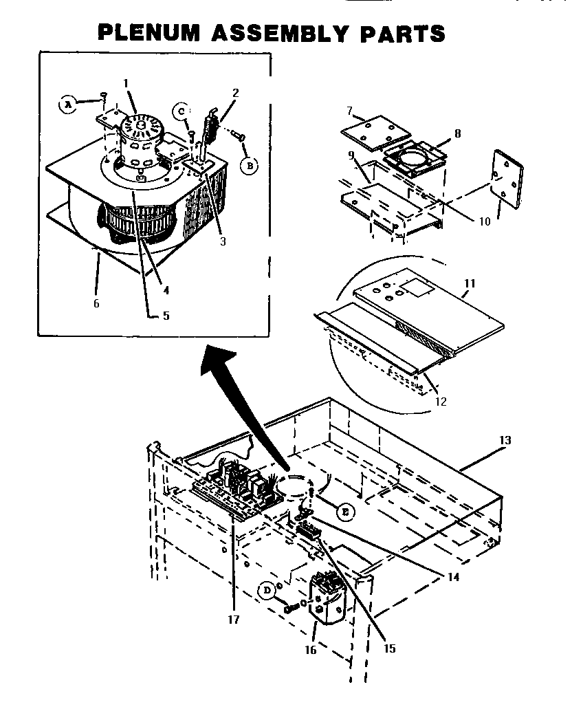 bosch ct227n electric wall oven timer stove clocks and appliance Goodman Furnace Plenum ct227n electric wall oven plenum assembly parts diagram