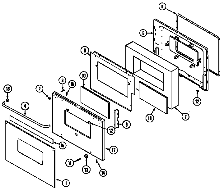 Even Air Wiring Diagram Amana Oven