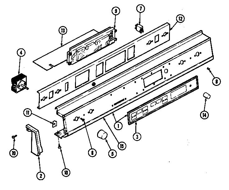 jenn air d156w wiring diagram