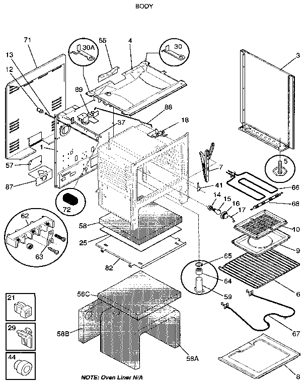 electrolux oven timer instructions