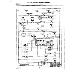 Frigidaire FEF389WFCD Electric Range Timer - Stove Clocks ... on