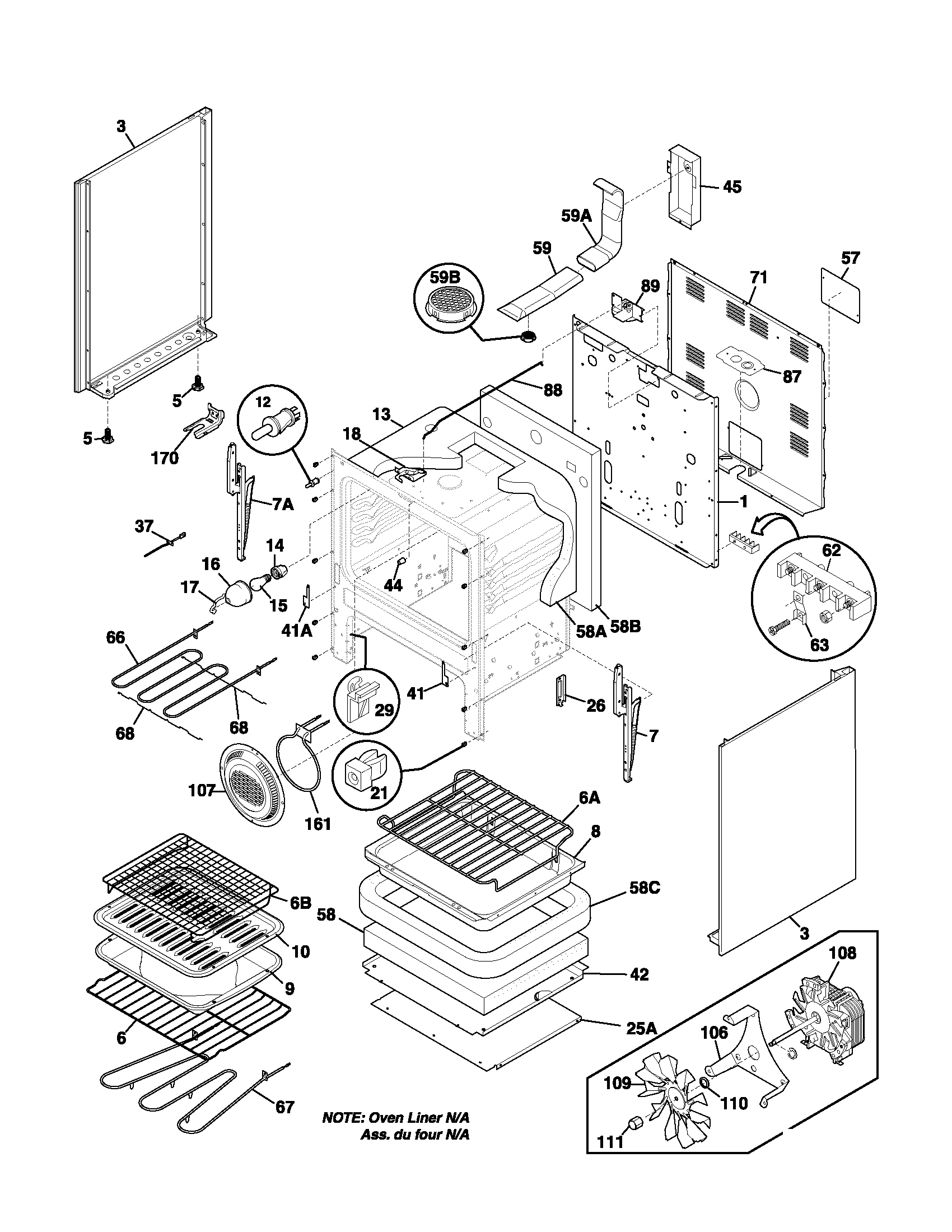 whirlpool electric range wiring diagram whirlpool whirlpool fefl88acc electric range timer stove clocks and on whirlpool electric range wiring diagram