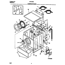 frigidaire fwt445ges1 washer timer - stove clocks and ... wh40 wiring diagram wiring diagram 1971 honda 750 four