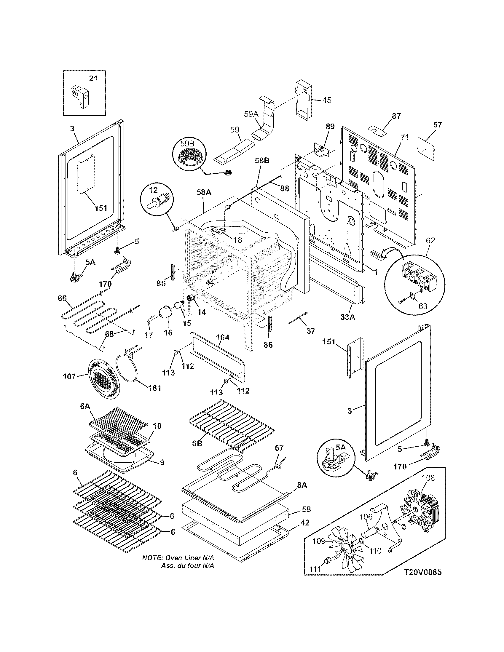 Frigidaire Parts Schematics - Library Of Wiring Diagram •