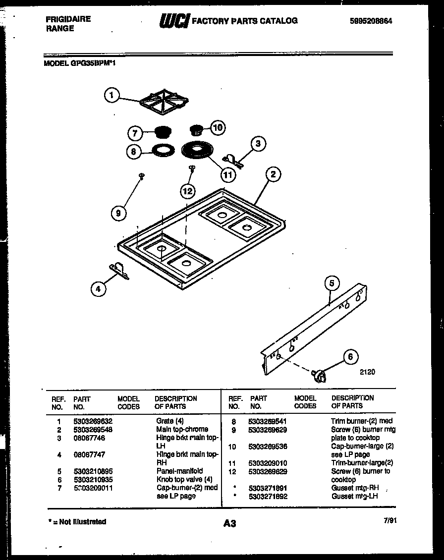 Wiring Diagram For Frigidaire Range All Kind Of Diagrams Cooktop Gpg35bpmx1 Gas Timer Stove Clocks And Appliance Timers