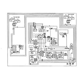 JDS8850ASS Range Wiring information Parts diagram