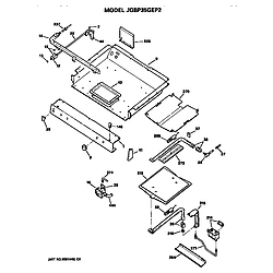 Cooktop Parts together with Main Top Section Parts furthermore Microwave Drawing in addition Body Parts likewise Burner Assembly Parts Thumb. on general electric xl44 gas range wiring diagram