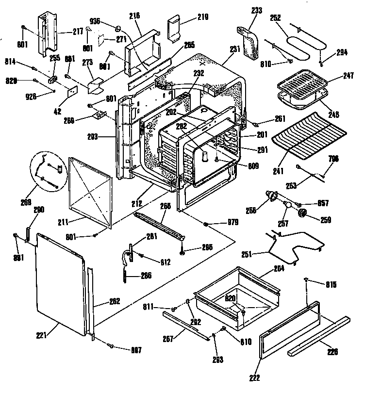 Parts Diagram Ge Electric Range Parts Diagram Ge Electric Dryer