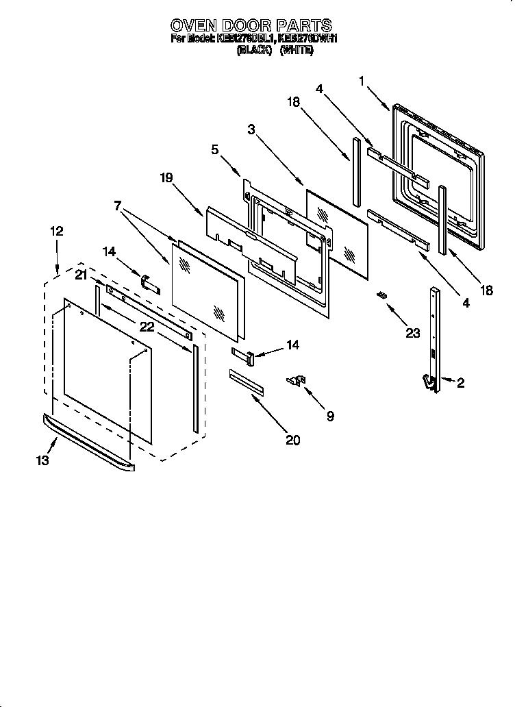 kitchenaid kebi276dbl1 timer stove clocks and appliance biolite wiring diagram