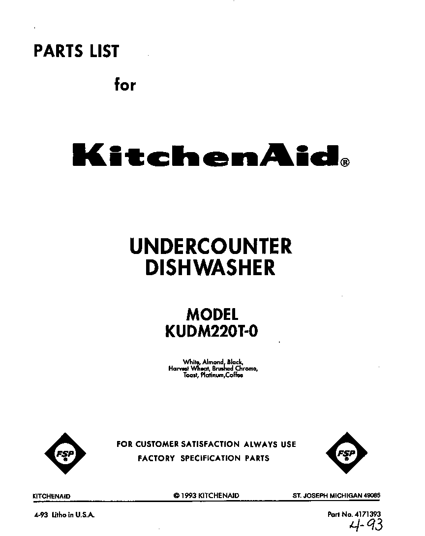 Kitchenaid Wiring Diagram from www.appliancetimers.com
