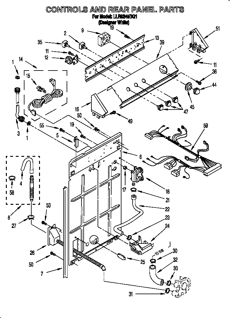 Kenmore 60 Series Dryer Diagram Wiring Library