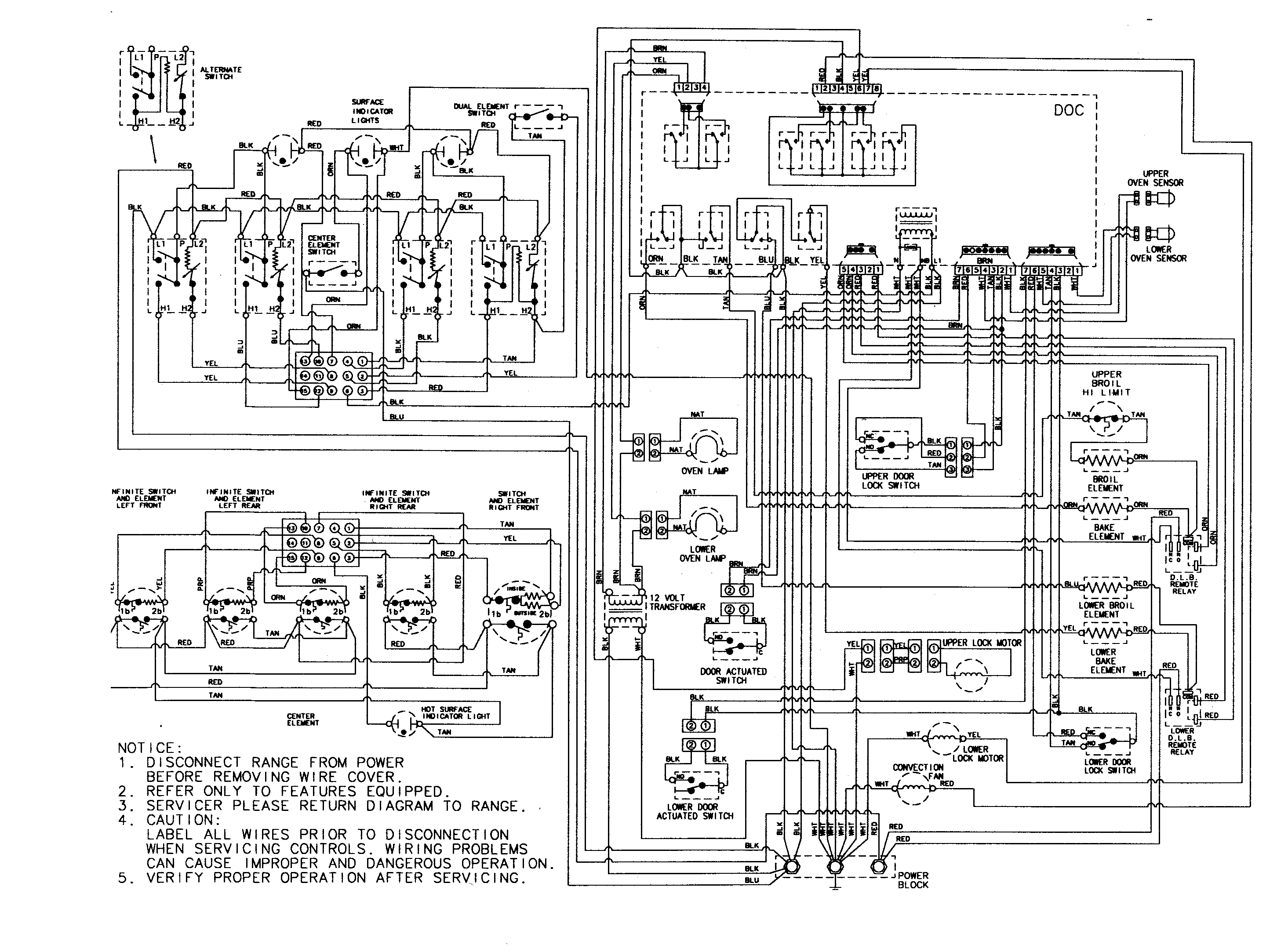 Maytag Electric Dryer Wiring Diagram. Maytag Electric Range Parts ...