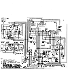 mer6772bcb range wiring information parts diagram