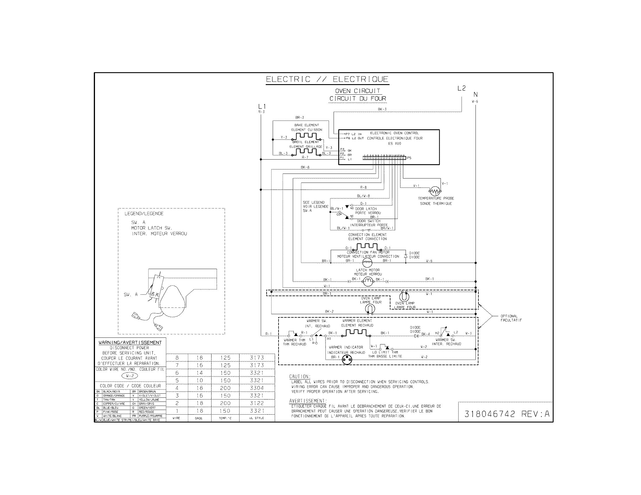 Electrolux Pglef385cs1 Electric Range Timer Stove Clocks And Wiring Dryer Circuit Diagram Parts