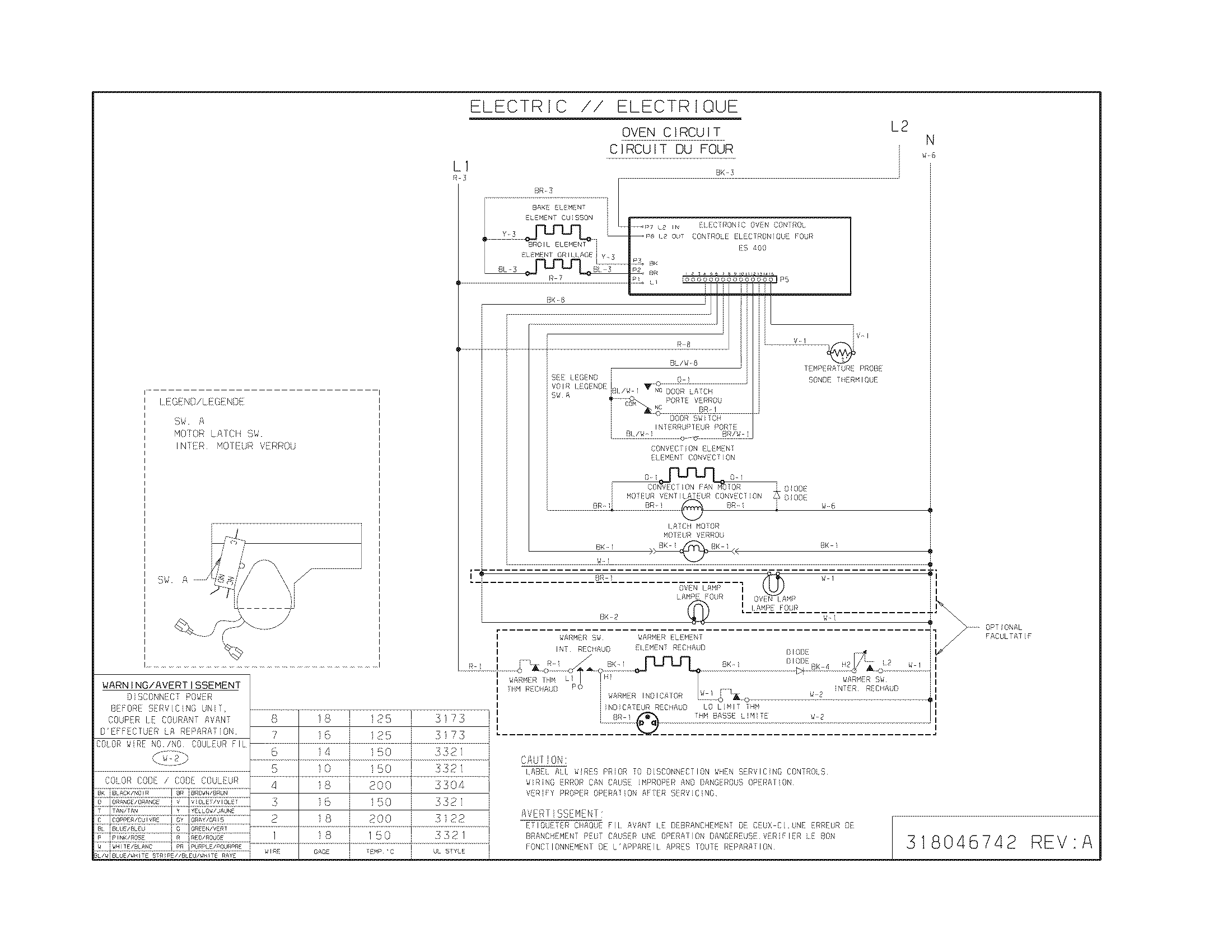 wiring diagram parts frigidaire pglef385cs2 electric range timer stove clocks and  at suagrazia.org