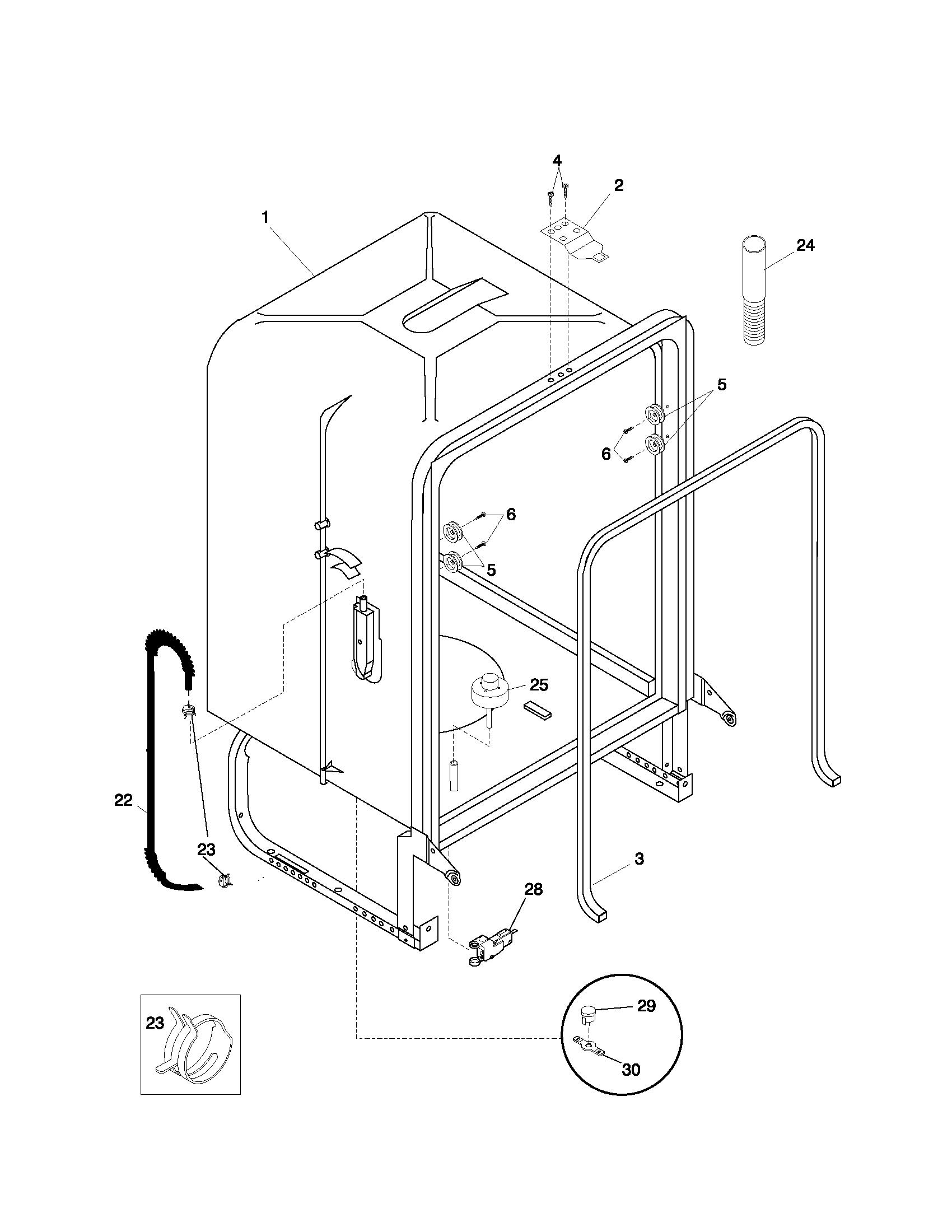 wiring diagram frigidaire fex831fs2 viking kawasaki 2000 prairie, Wiring diagram