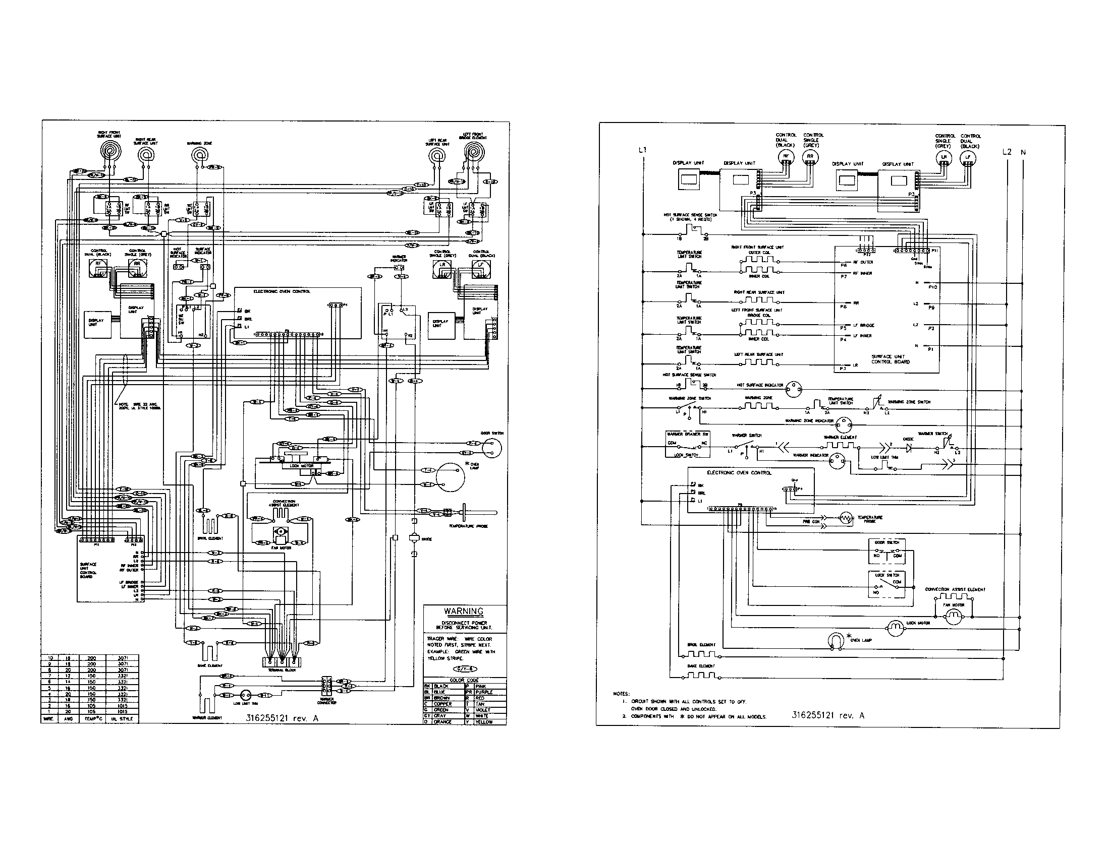 wiring-diagram-parts Kenmore Elite Defrost Timer Wiring Diagram on